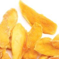Mangoes - Dried, Sliced, 100 Gram