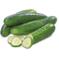 Cucumber - Field, Fresh