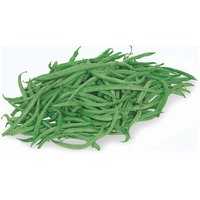 There are approximately 79 green beans per .25kg. Green beans are easy to prepare and make an excellent side dish.