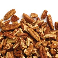 Raw pecan pieces. For your baking & snacking needs.