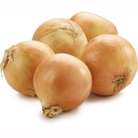 No.1 Grade USA. The All Purpose Onion. A Nice Balance of Astringency and Sweet in their Flavor, Becoming Sweeter the Longer they Cook.