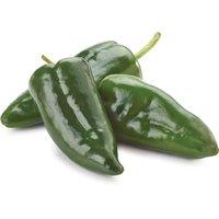 Pasilla/Poblano - Hot Green Peppers