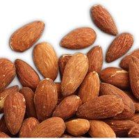Trophy - Almonds - Dry Roasted No Salt, 100 Gram