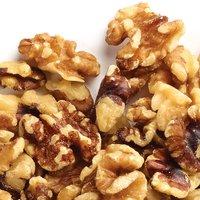 Walnuts - Organic Halves & Pieces, Bulk, 100 Gram