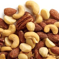 Deluxe Nut Mix - Salted with Macadamia, Bulk