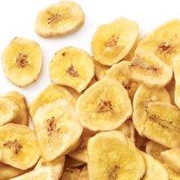 Banana Chips Banana Chips - Organic, Bulk, 100 Gram