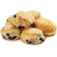 Bake Shop Bake Shop - Round Blueberry Scone, 1 Each