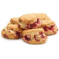 Bake Shop - Whole Wheat Raspberry Scone