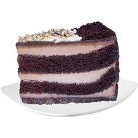 Bake Shop Bake Shop - German Chocolate Layered Cheesecake Slice, 1 Each