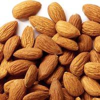 Almonds - Organic Whole Raw, Bulk, 100 Gram