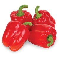 Peppers - Red Bell, Organic
