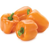 Peppers - Orange, Organic