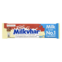 A delicious white chocolate bar that's been around for over 70 years, a favourite of both adults and children