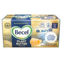 Becel Becel - Plant Based Butter Bricks - Unsalted, 500 Gram