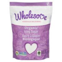 Wholesome Sweeteners - Organic Icing Sugar, 454 Gram