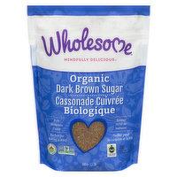 Wholesome Sweeteners - Organic Dark Brown Sugar, 680 Gram