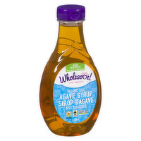 Wholesome Sweeteners - Organic Blue Agave Syrup, 480 Millilitre