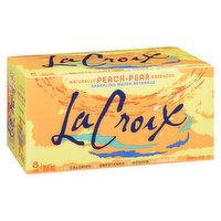 LaCroix - Sparkling Water - Peach Pear, 8 Each