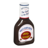 This Classic Reddish Brown BBQ Sauce is Thick and Loaded with Flavor.  The Sweet Brown Sugar and Hickory Smoke are Accompanied by a Touch of Black Pepper for a Winning Combination.