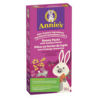 Annie's - Bunny Pasta with Yummy Cheese