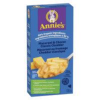 Annie's - Classic Mild Cheddar Macaroni & Cheese