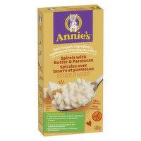 Annie's - Spirals with Butter & Parmesan