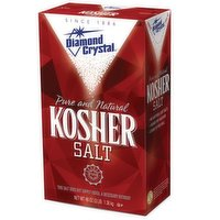 Diamond Diamond - Kosher Salt, 1.36 Kilogram