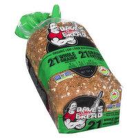 Dave's Killer Dave's Killer - Organic 21 Grain Bread, Wide Pan, 765 Gram