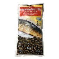 Smart Choice - Frozen Norway Mackerel Fillet Salted, 400 Gram