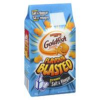 Pepperidge Farm - Goldfish Flavour Blasted - Screamin Salt & Vinegar, 180 Gram