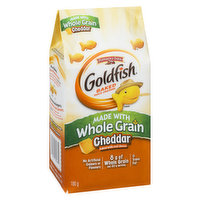 Pepperidge Farm - Goldfish Whole Grain Cheddar Crackers, 180 Gram
