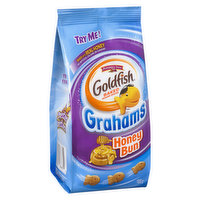 Pepperidge Farm - Goldfish Honey Grahams Snacks, 180 Gram