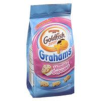 Pepperidge Farm - Goldfish Grahams Vanilla Cupcake Crackers, 180 Gram