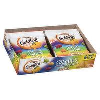 Pepperidge Farm - Goldfish Colours Snack Pack Crackers, 6 Each