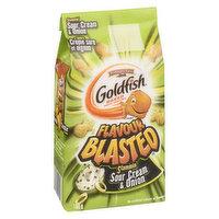 Pepperidge Farm - Goldfish Crackers - Slammin Sour Cream & Onion, 180 Gram