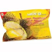 Aroy D - Frozen Durian Mornthong Seedless, 454 Gram