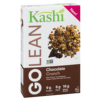 Kashi Kashi - Go Lean Chocolate Crunch Cereal, 345 Gram