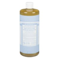Dr. Bronner's - Pure Castle Baby Soap 18in1 Unscented