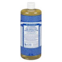 Dr. Bronner's - Pure Castile Soap 18in1 Peppermint