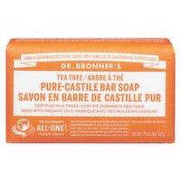Dr. Bronner's - Pure Castile Bar Soap Tea Tree