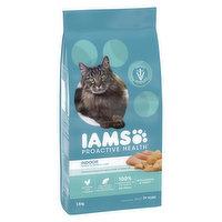 Iams - Proactive Health Cat Food Indoor Weight Hairball, 3.18 Kilogram