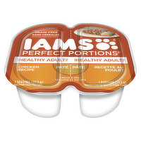 Iams - Perfect Portions - Chicken Pate, 2 Each