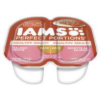 Iams - Perfect Portions - Salmon Pate