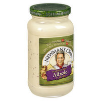 Roasted garlic enriches the flavor of this creamy, cheesy sauce. All natural & all profits to charity.
