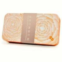 Wing Wah - Flow Heart White Lotus Seed Paste Mooncake with 1 Yolk, 360 Gram