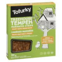 Tofurky Tofurky - Tempeh Smoky Maple Meatless Bacon, 198 Gram