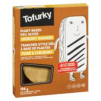 Tofurky - Hickory Smoked Deli Slices, 156 Gram