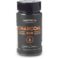 Sebastian & Co Sebastian & Co - Charcoal Rub, 200 Gram