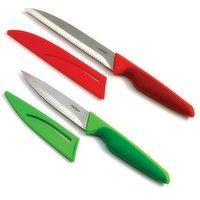 Norpro Norpro - Grip-Ez Pairing/Utility Knife - Set of 2, 2 Each