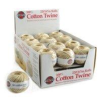 Norpro Norpro - Cotton Twine - Unbleached, 1 Each